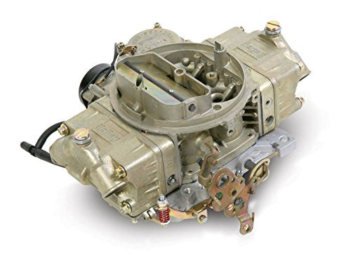 Holley 0-80531 850 CFM Four Barrel Electric Choke Carburetor