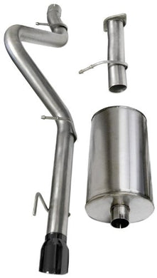 CORSA 14256BLK Cat-Back Exhaust System