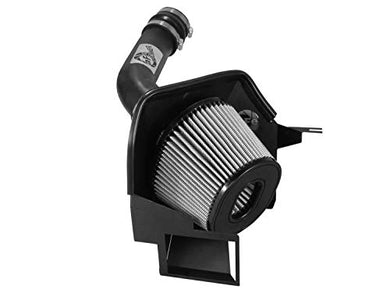 aFe Power Magnum FORCE 51-12472 Jeep Grand Cherokee Eco-Diesel Performance Intake System (Dry, 3-Layer Filter)