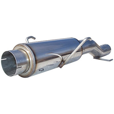 MBRP MK96116 T409 Stainless High-Flow Muffler Assembly