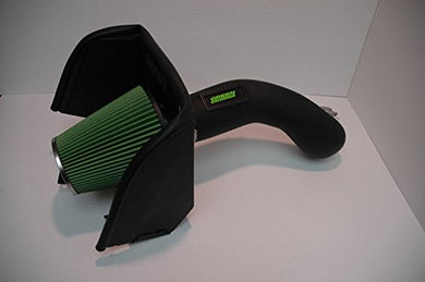 Green Filter 2570 Cold Air Intake