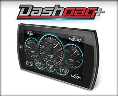 Superchips 30601 Dashpaq+ Programmer; For Dodge/Ram Gas Vehicles Up To 2014; Incl. Programmer/Touch On Dash Monitor/Dash Mount/Cable