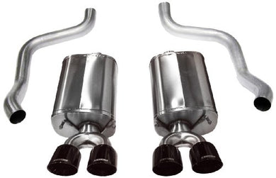 CORSA 14169BLK Axle-Back Exhaust System