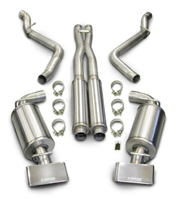 CORSA 14138 Full Cat-Back System