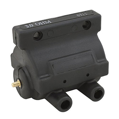 ACCEL 140401BK Power Pulse Black 3 Ohm Ignition Coil