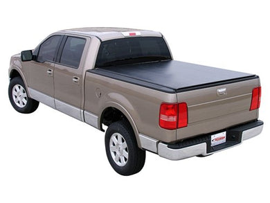TonnoSport 22050249 Roll-Up Cover for Toyota Tundra 6.5' Bed with Deck Rail