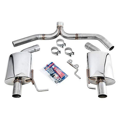 AWE Tuning 3015-23014 VW CC 2.0T Touring Edition Performance Exhaust (Diamond Black Tips)