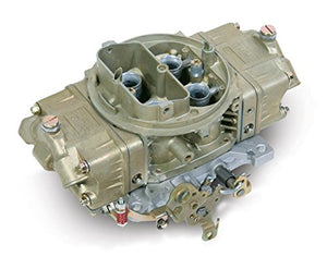 Holley 0-9381 Model 4160 Competition 830 CFM Square Bore 4-Barrel Mechanical Secondary No-Choke New Carburetor