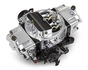 Holley 0-76850BK Carburetor (0-76850BK-850CFM Ultra Double Pumper)