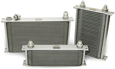 Earl's 84200ERL Temp-A-Cure Oil Cooler Core