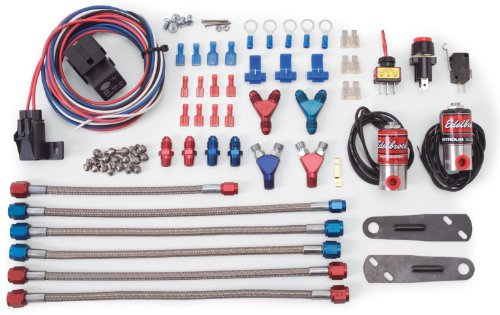 Edelbrock 70005 NITROUS UPGRADE KIT