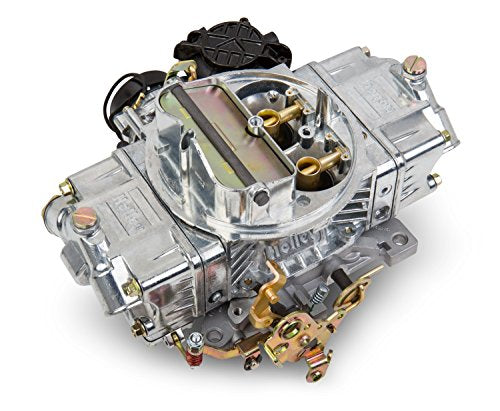 Holley 0-80870 Street Avenger 870 CFM Four Barrel Vacuum Secondary Electric Choke Carburetor