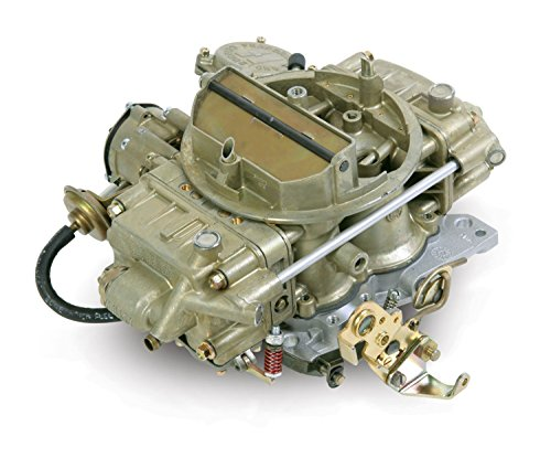Holley 0-80555C Model 4175 650 CFM Spread Bore 4-Barrel Vacuum Secondary Electric Choke New Carburetor