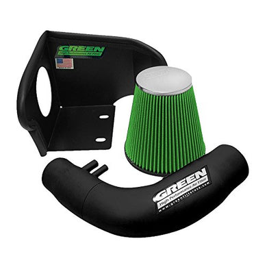 Green Filter 2552 Cold Air Intake