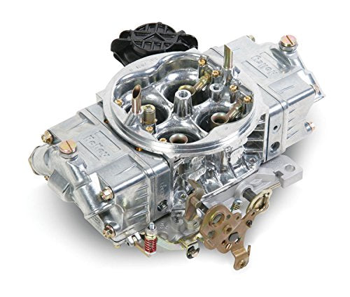 Holley 0-82750SA Street HP Carburetor 4 bbl 650 cfm Model 4150HP Vacuum Secondary No Choke Gasoline Shiny Finish Street HP Carburetor