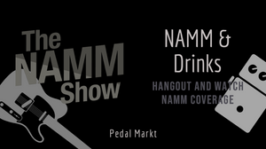 17.01.2020 – NAMM & Drinks
