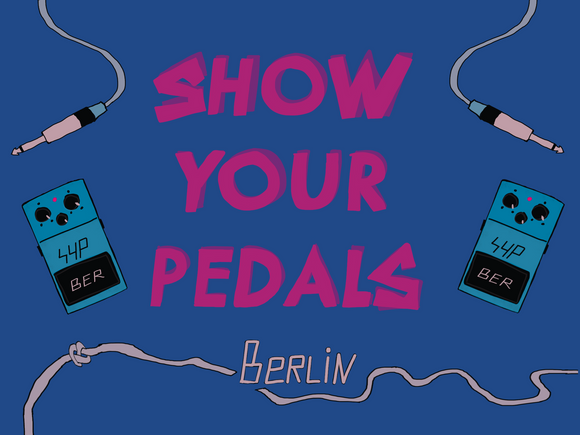 15.01.2020 – Show Your Must-Have Pedals Meetup