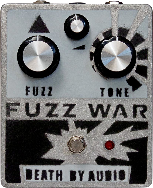 Death by Audio – Fuzz War