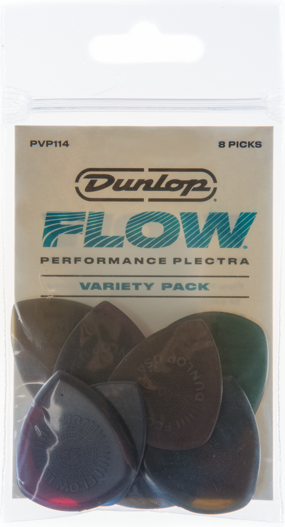 Dunlop – Flow Pick Variety Pack