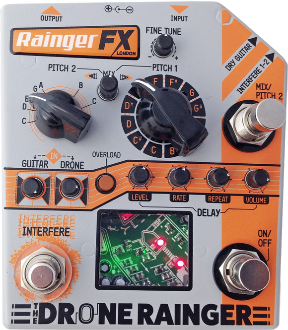 Rainger FX – Drone Rainger Digital Delay