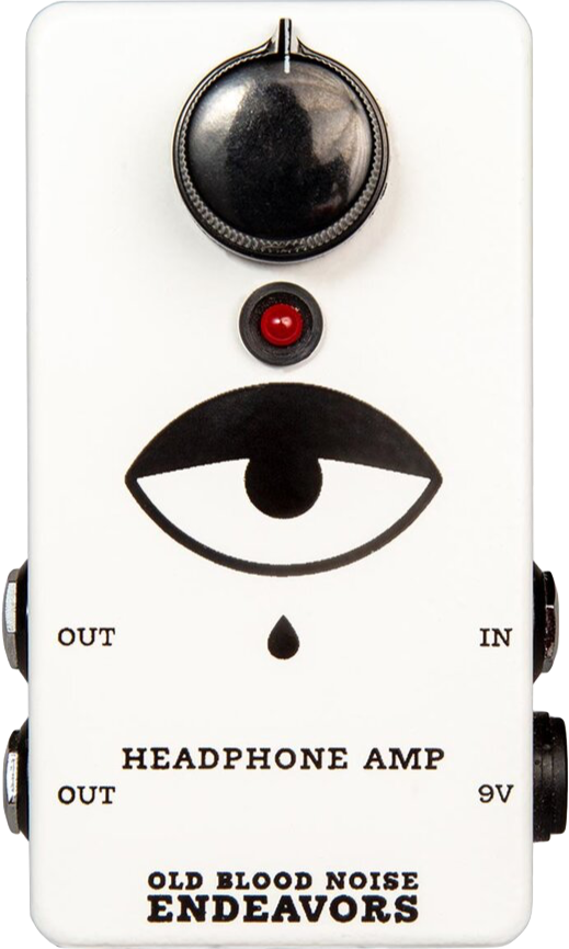 OBNE —  Headphone Amp