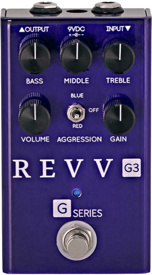 Revv — G3 distortion