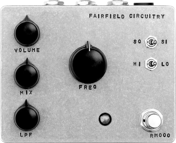 Fairfield Circuitry – Randy's Revenge, ring modulator