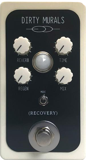 Recovery – Dirty Murals, delay and reverb