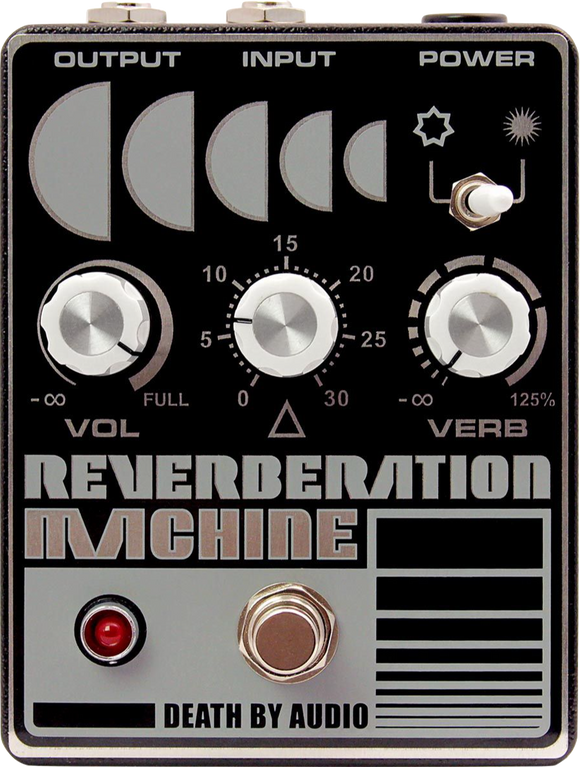 Death by Audio – Reverberation Machine