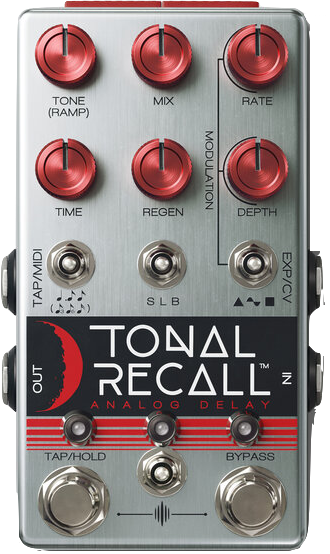Chase Bliss – Tonal Recall RKM delay