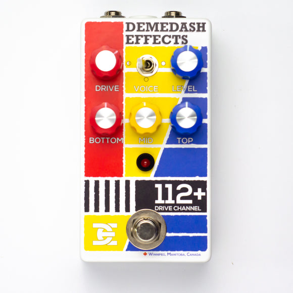 Demedash Effects – 112+ Drive Channel