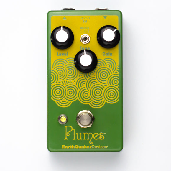 EarthQuaker Devices – Plumes