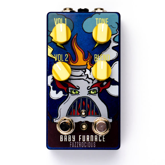 Fuzzrocious – Baby Furnace