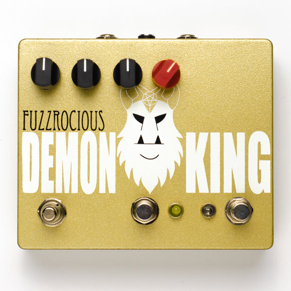 Fuzzrocious – Demon King Gate/boost & momentary FB mods