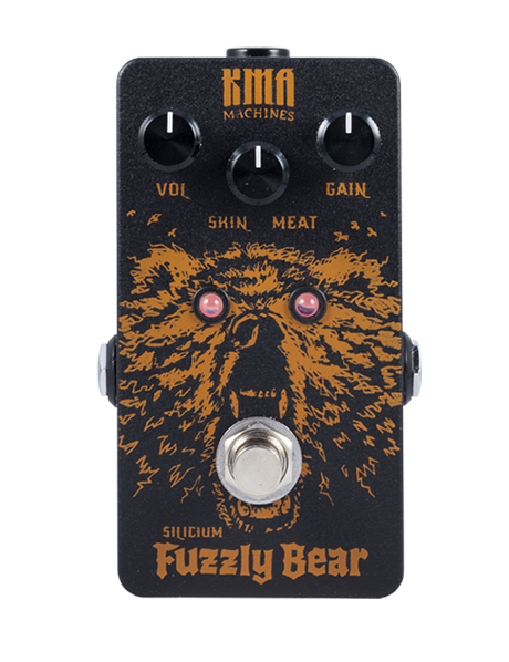 KMA — Fuzzly Bear, Silicon Fuzz