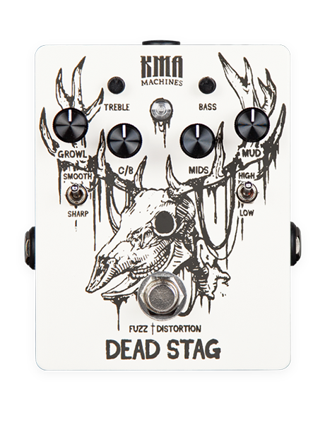 KMA — Dead Stag, Fuzz and Distortion