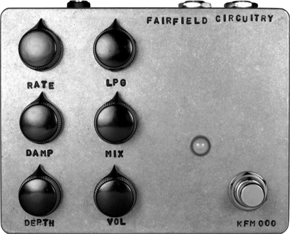 Fairfield Circuitry – Shallow Water, K-Field Modulator