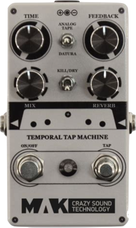 MAK CST – Temporal Tap Machine