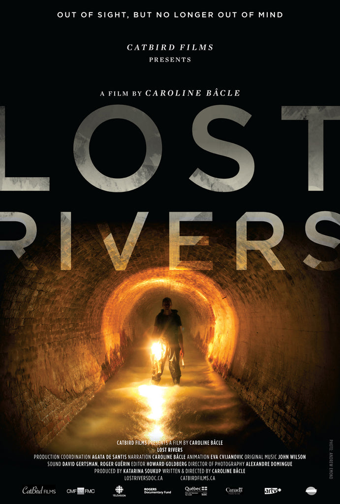 Lost Rivers DVD