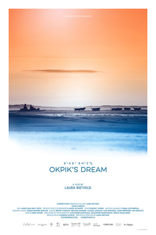 Okpik's Dream DVD