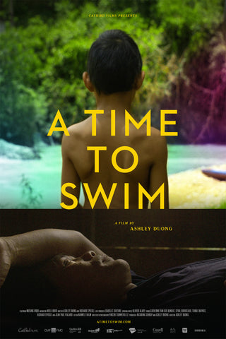 A Time To Swim DVD