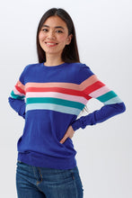Load image into Gallery viewer, Velma Sherbet Stripe Sweater