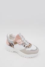 Load image into Gallery viewer, Lulu Leopard Trainers
