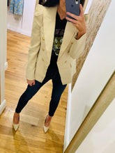 Load image into Gallery viewer, Balmain Blazer ( Beige)