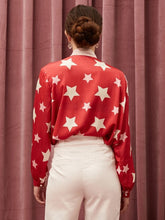 Load image into Gallery viewer, Star Baker Bow Blouse