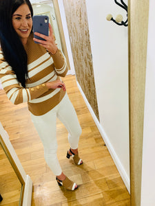 Gracie Knit (Beige)