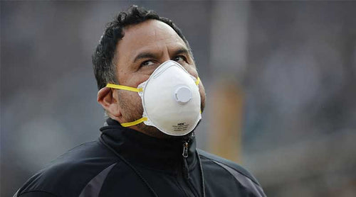 n95 masks with valve are good for smoke but bad for covid 19