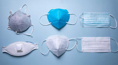 what are the different types of surgical masks
