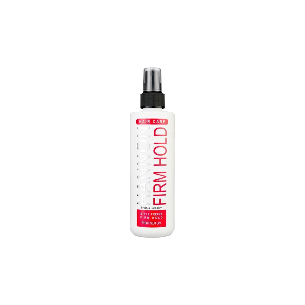 Hannon Style Freeze Firm Hold Hairspray 250ml