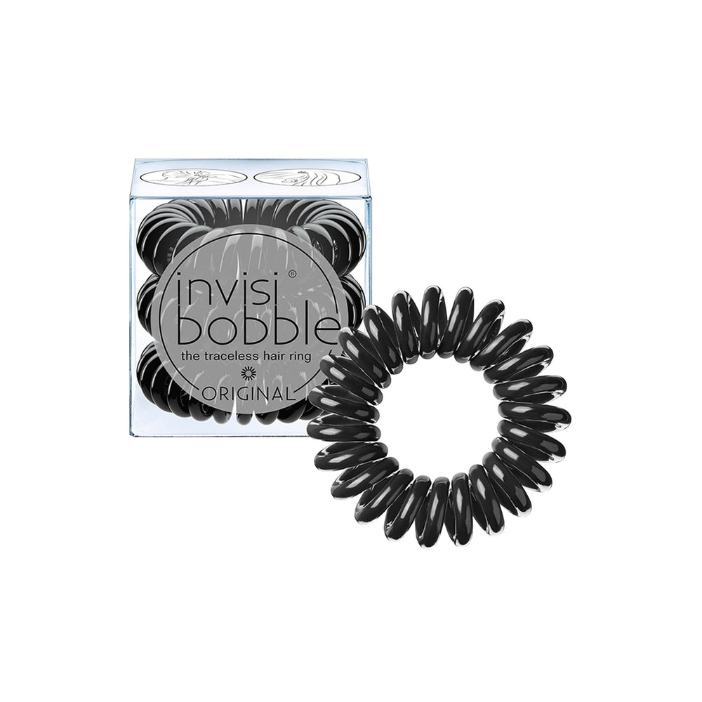 Load image into Gallery viewer, Invisibobble True Black